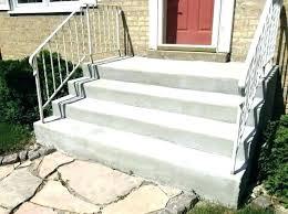 Diy concrete step Stone Concrete Steps Repair Cost Artsamarainfo Concrete Steps Repair Cost Concrete Step Repair Cost Repair Concrete
