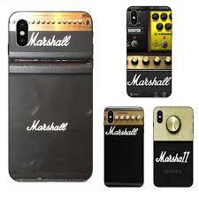 Hecho Marshall amplificador de guitarra de oro de primera clase para Xiaomi  mi x Max nota 2 2S 3 S 5X6 6X8 9 9T SE A1 A2 A3 CC9e Lite jugar Pro