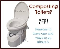 how to build a natural composting toilet or one