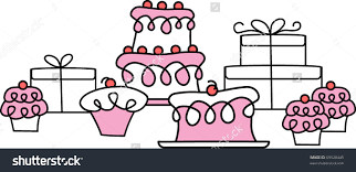 Image result for baked goods clip art