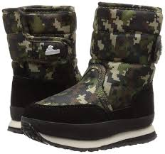 Rubber Duck Classic Snow Joggers Boots Toddler Little Kid Big Kid