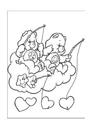 Small Picture 126 best Care Bears Coloring Pages images on Pinterest Care