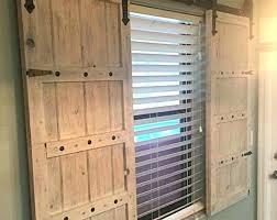 indoor barn door shutters interior window barn door sliding shutters barn door shutter hardware packages available