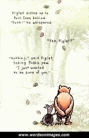 Friendship Quotes Winnie The Pooh Collection Of Inspiring Quotes Magnificent Pooh Quotes About Friendship