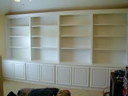 custom built bookshelves full wall unit white shelves and cupboards custom shelving units built shelf custom