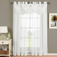 Off White Curtains Living Room Living Room Off White Sheer Curtain Decorative Panels Picture