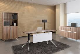 unusual office furniture. Unique Furniture 300 Collection Walnut Desk 302 Unusual Office