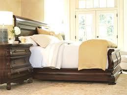 Sled Bed Frame Slay Bed Frame Room Lather Design Of With Wonderful ...