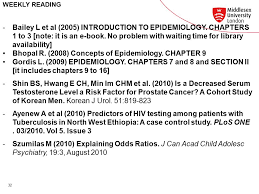 Study design sequence   Case reports Case series Descriptive epidemiology