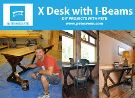 how to make office desk. How To Build A Rustic Desk Make Office