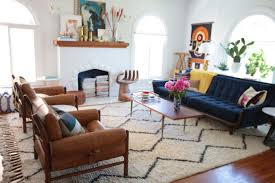 awesome lounge room floor rugs tips to choosing the right rug size emily henderson