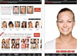 How To Find Your Hairstyle try a new hairstyle on your picture free hairstyles 6710 by stevesalt.us