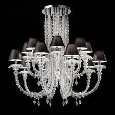 large italian murano glass chandelier