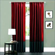 red curtains for bedroom short blackout curtains for bedroom short red curtains trending short blackout curtains