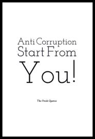 Anti Corruption Slogans And Corruption Quotes TheFreshQuotes Extraordinary Corruption Quotes
