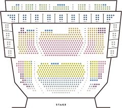 Tulsa Pac Seating Chart View Chart