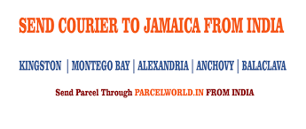 Send Courier To Jamaica From Mumbai Service 919930028061