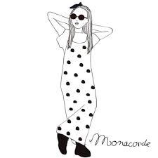 Herokawasaki ひろあき At Monacomonaco さんの前のイラスト
