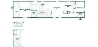 impressive idea 9 fleetwood mobile home floor plans 2 bedroom 924 sq