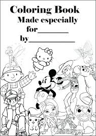 Create Your Own Coloring Page Create Your Own Coloring Book Online