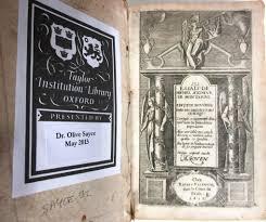 the sayce bequest michel de montaigne taylor institution library the sayce bequest michel de montaigne