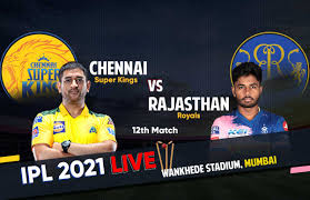 Chennai super kings (csk) defeated rajasthan royals (rr) by 45 runs in the 12th match of the ongoing ipl 2021 at the wankhede stadium in mumbai. Uum4g0lhknxbym