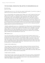 Sample Resume For Graduate School Application cover letter grad school Onwebioinnovateco 29