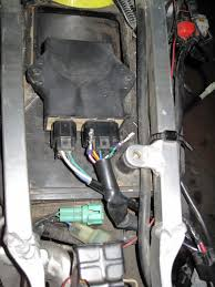 drz400 e to s wiring harness conversion trouble [pics included 2001 drz 400 wiring diagram at Drz 400 Wiring Diagram