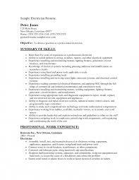 Excellent Resume Summary Helper Gallery Example Resume Ideas
