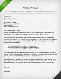 What To Have In A Cover Letter Suiteblounge Com