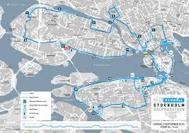 Paris Marathon Elevation Chart Stockholm Half Marathon