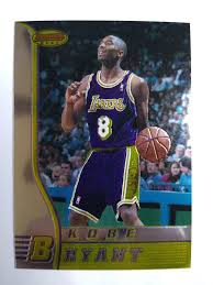 Apr 12, 2021 · 2. Kobe Bryant Rookie Card 1996 97 Bowman S Best Basketball Etsy Kobe Bryant Kobe Kids Baseball Room