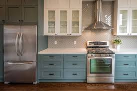 The cabinetry you choose will make a big impact on your cabin kitchen. 5 Kitchen Cabinet Colors That Are Big In 2019 3 That Aren T Blog