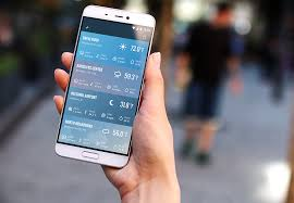 Weatherlink Mobile Application For Android Davis Instruments