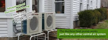 ductless heat pump installation.  Pump Ductless Heat Pump Installation In Milford CT With P