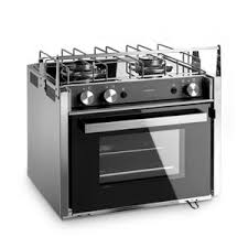 stove with oven. boat stove-oven / gas two-burner with grill stove oven