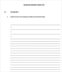professional report template word professional business report template 5 professional report