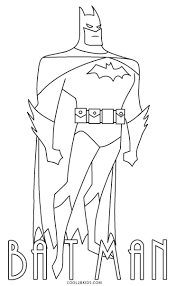 Select from 35450 printable coloring pages of cartoons, animals, nature, bible and many more. Free Printable Batman Coloring Pages For Kids