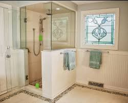 this is pretty much exactly what our shower layout will be with shower walls door and fixtures in exactly the same places the only differences are 1