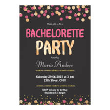 bachelorette party invite bachelorette party invitations announcements zazzle canada