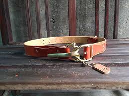 rangers belt handmade leather tanned biker handmade belt handmade brass designer candela leather i