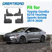 <b>Комплект брызговиков</b> для Toyota Corolla E210 Touring Sports ...