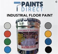 Garage Floor Paint 20 Litre Heavy Duty Range Of Colours