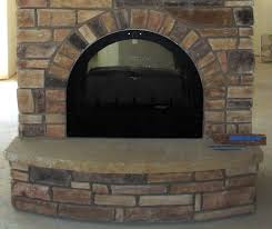fireplacearch cleanface outdoorfireplace fireplace