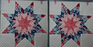 Lone Star Quilt Pattern With A Twist – Quilting Cubby & Lone Star Quilt Pattern With A Twist Adamdwight.com