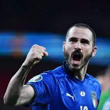 "Goal on Twitter: ""Clean sheet record over? Leonardo Bonucci doesn't care 👊  #EURO2020"