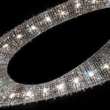 modern cut crystal italian chandelier
