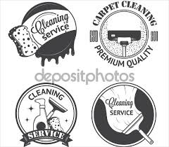 Vintage Cleaning Service Logo 9 cleaning service logos editable psd, ai, vector eps format on house cleaning contract template