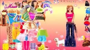 barbie princess makeup barbie dress up games barbie princess charm