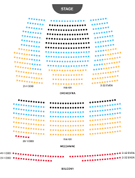 Myth Live Seating Chart Walter Kerr Theatre Seating Chart Watch Hadestown